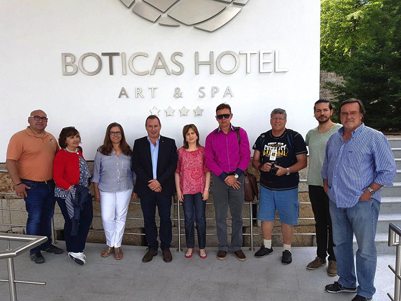 Press Trip ao Concelho de Boticas